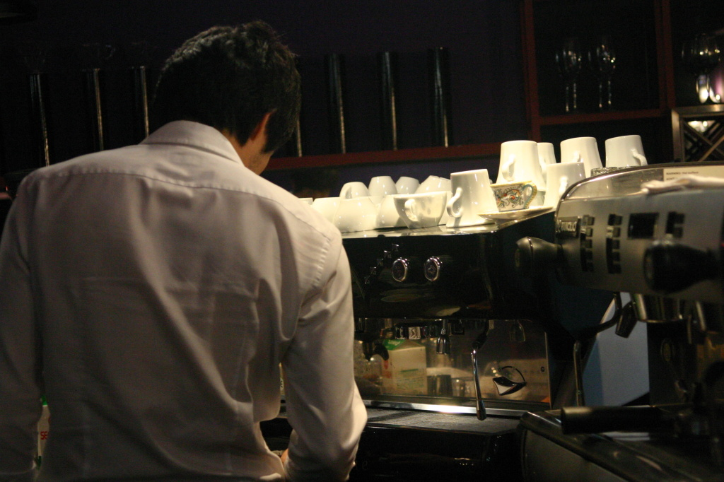 Dream Coffee: Barista