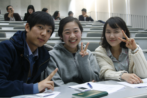 North Korean students to emerge as the New Leaders of Reunification!