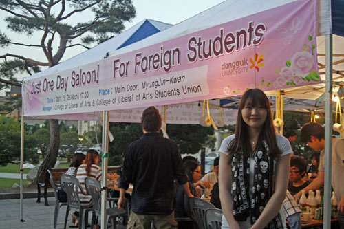 Program to help international students adapt to life at Dongguk