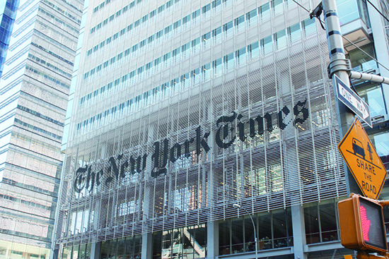 Will The New York Times Reclaim its Throne through its 'Digital-First'  Strategy?
