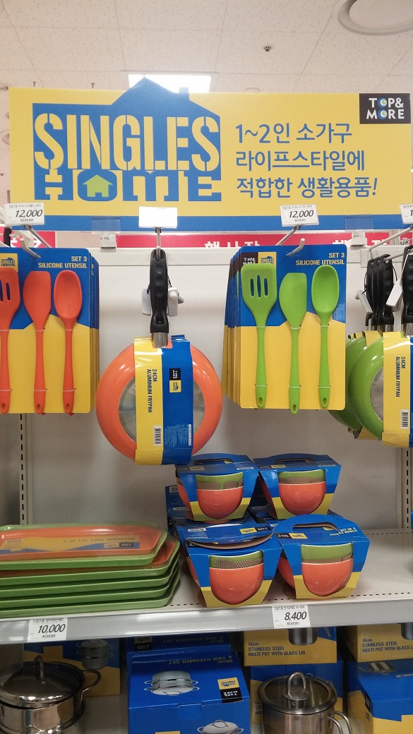 Korean Society: Heaven for Single Householders