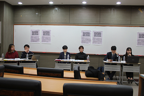 The Joint Open Hearing of Candidates for the GSC and the GCSC Was Held