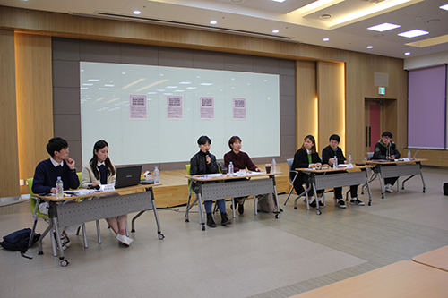 The Second Joint Open Hearing of Candidates for the GSC and the GCSC Was Held