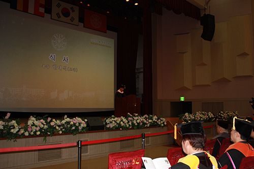 2019 Spring Graduation Ceremony Was Held In Success