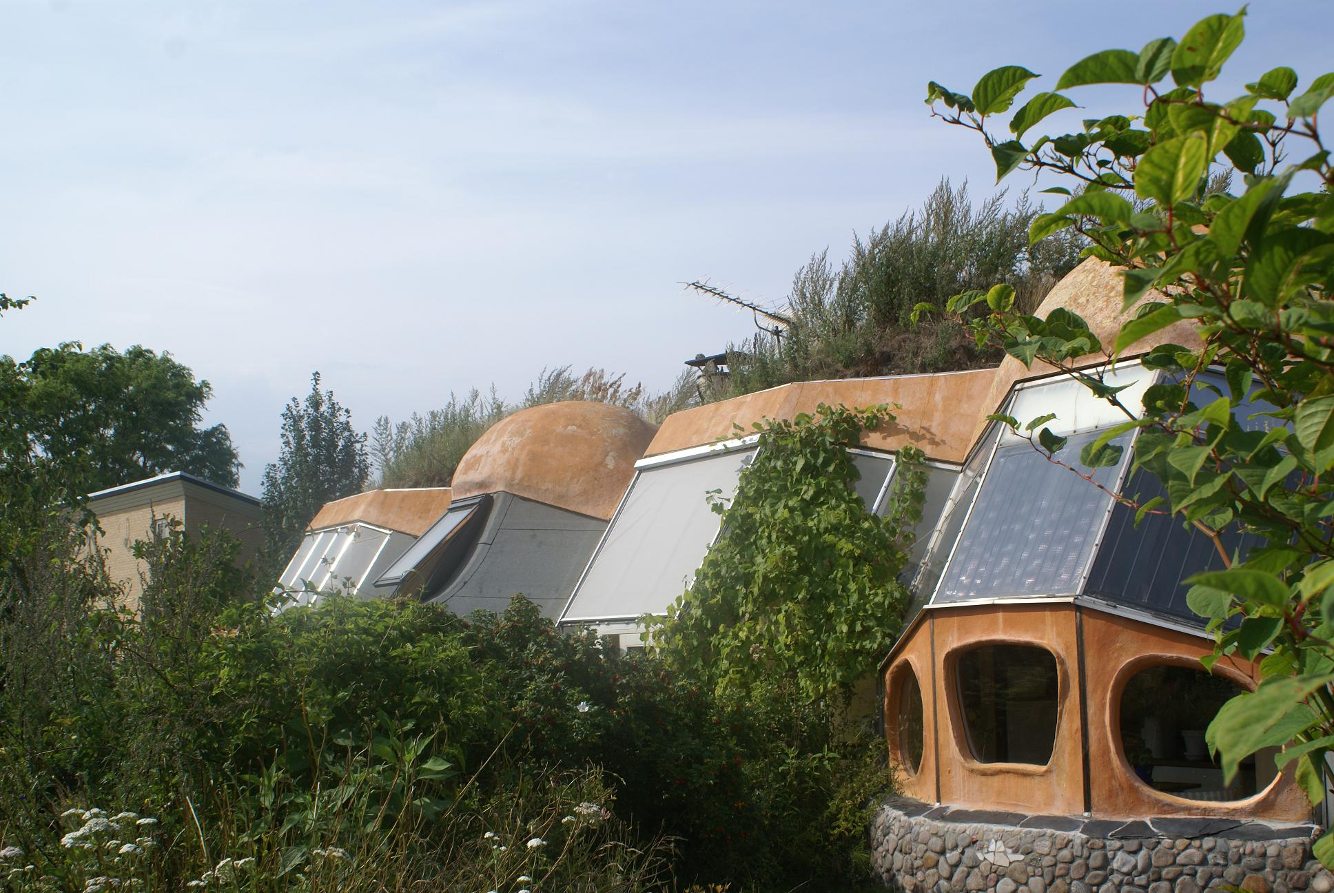 The Eco-village: Innovative Ways of Dealing with the Environment